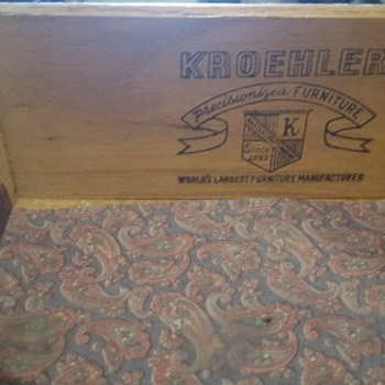 Koehler Dressers - Furniture