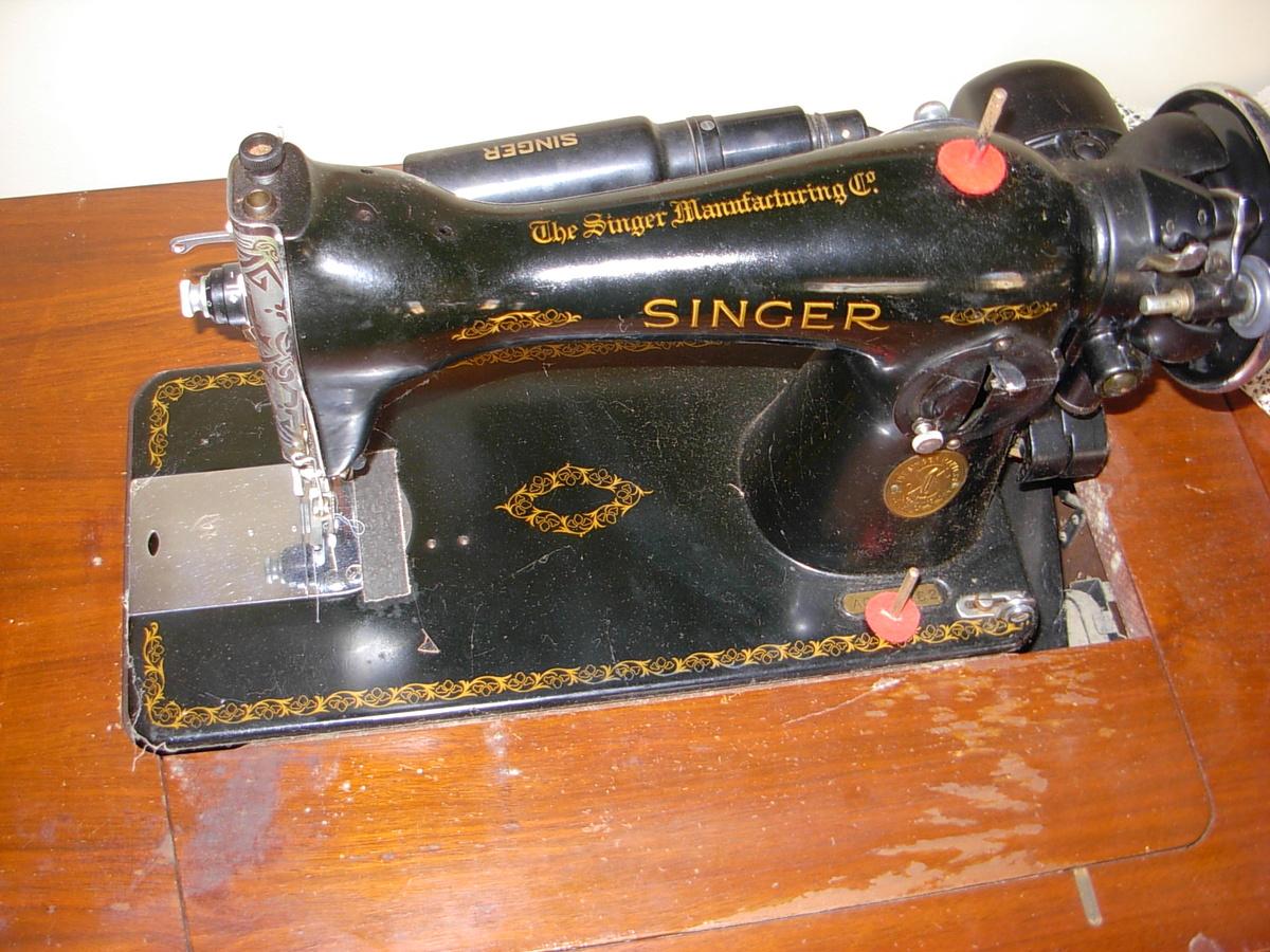 Singer Sewing Machine | Collectors Weekly