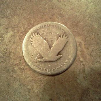 Standing Liberty Quarter - US Coins