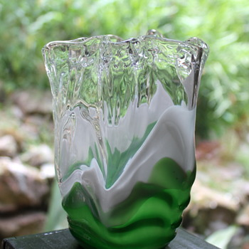 UGS Glass Japan vases - Art Glass