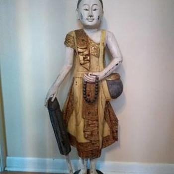 Carvings - Asian