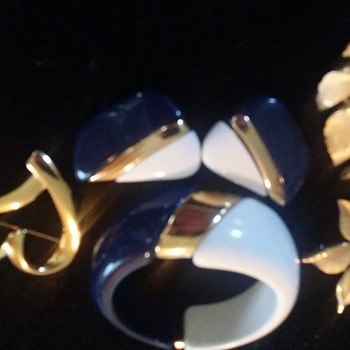 My trifari collection  - Costume Jewelry