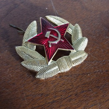 Russian Pin/Hat pin? - Medals Pins and Badges