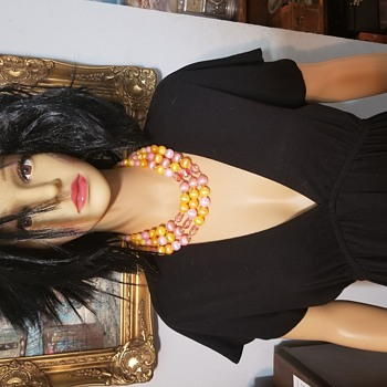 Found a neat CORO necklace that I don't know anything about. - Costume Jewelry