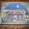 1954 nativity plaque