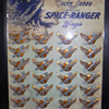 "1954 ""Rocky Jones Space Ranger"" Badges Full Store Display"