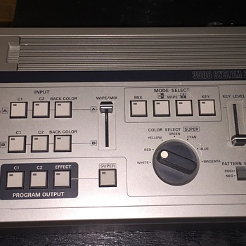 Help finding more info on this item - Electronics
