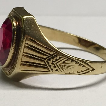 Unknown Ring  - Gold