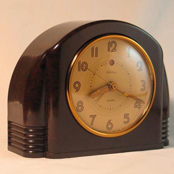 Telechron 'Semester' Alarm Clock - Clocks