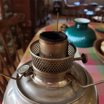 Rayo center draft oil lamp burner - Lamps