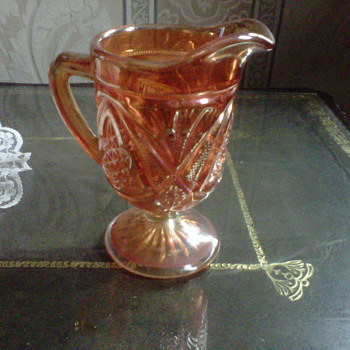 carnival glass, whats it worth?