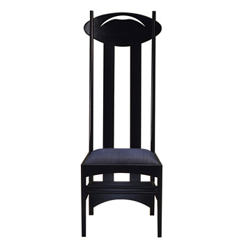 My Cassina edition Charles R. Mackintosh chairs!  - Furniture