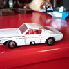 Matchbox Ford Mustang with steering