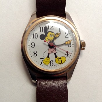Mickey Mouse circa? - Wristwatches