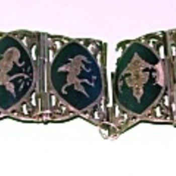 Another of Abuela Leo's bracelets - Fine Jewelry
