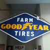Goodyear Farm tire sign
