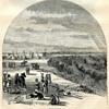 Fort Ellice, Hudson's Bay Post, 1860