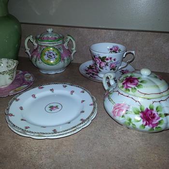 Tea Time... - China and Dinnerware