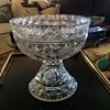 Is my punch bowl American Brilliant Cut Glass? Any thoughts as to patterns and age?