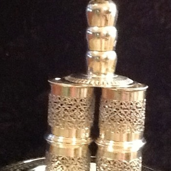 My personal sterling silver Stanley Cup. Way to go Chicago Blackhawks!