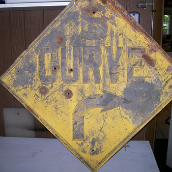 Cool Old Signs from a Trash Haul - Signs