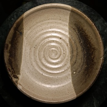 Beautiful Mid-century Stoneware Bowl - Pottery