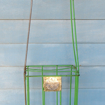 Vintage Tennis Ball Hopper