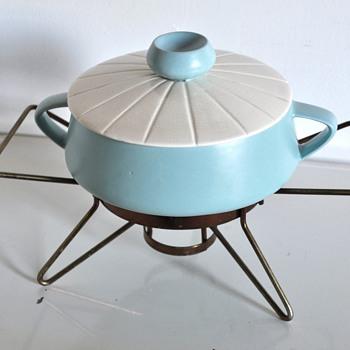 Mid Century Serving Dish - Mid-Century Modern