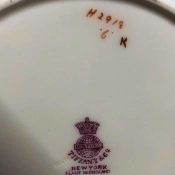 Minton China Plates - China and Dinnerware