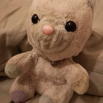 80s teddy bear ID help please - Dolls