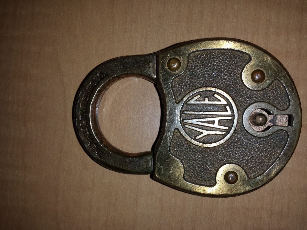 old yale towne lock collectors weekly