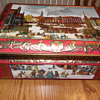Vintage Otto Schmidt tin from Germany