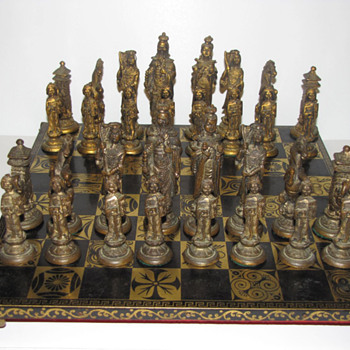 My Favorite Chess Set