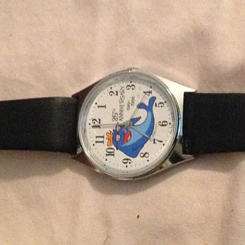 This was different to me a Charlie tuna wrist watch 1986 - Wristwatches