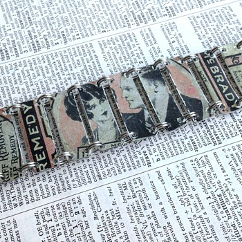 Upcycled Tin Jewelry