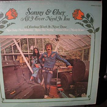 Sonny & Cher - Records