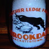 Panther Ledge Farms Hackettstown N.J. Quart 2 Color Milk Bottle.....