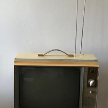 Emerson television. - Electronics