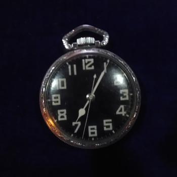 Hamilton Watch Co. 4992b 22 jewels