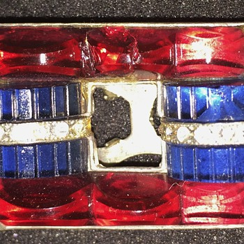 Red White and Blue! - Costume Jewelry
