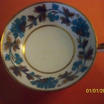 25 cent piece at yard sale - China and Dinnerware