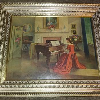 MUSIC IS ART - Fine Art