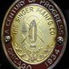 """Singer Model 99 """"Century of Progress - 1934"""""""