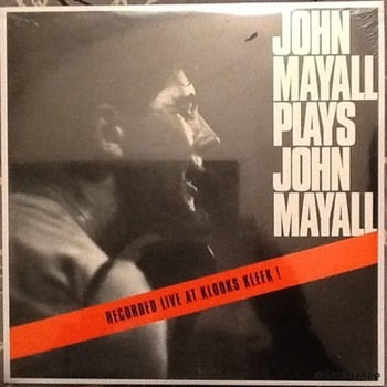 John Mayall record - Records