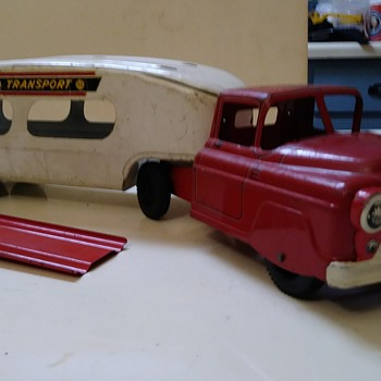 Marx Auto Transport - Model Cars