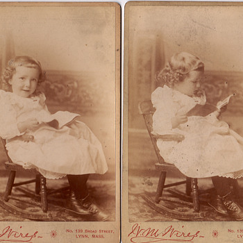 Perley Putnam's child Realative of ours - Photographs