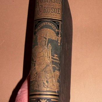 Robinson Crusoe - 188? - Books