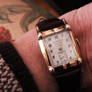 Vintage Cornell Watch - Wristwatches