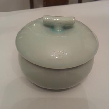 Pale Green Celadon glaze Bowl - Kitchen