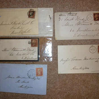 British Victorian letters